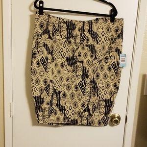 OBO Torrid pencil skirt